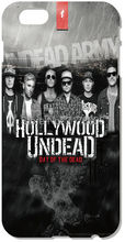 Painting Hollywood Undead Mobile Phone Accessories Back Cover For iphone 4 4S 5 5S SE 5C 6 6S Plus For iPod Touch 4 5 6 Case