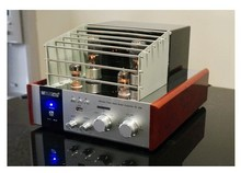 New Jamo ES-339 Hifi 2.0 Tube Amplifier Vacuum Bluetooth Amplifier USB Home Audio Subwoofer Output Amplifier 35W+35W 220V ONLY!(China (Mainland))