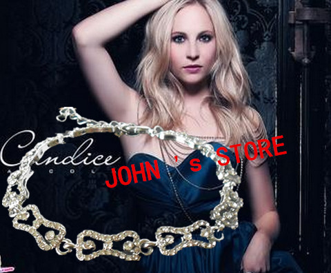 Freeshipping 20pc a lot Vampire Diary the Originals Family Caroline Forbes Bracelet CFB02<br><br>Aliexpress