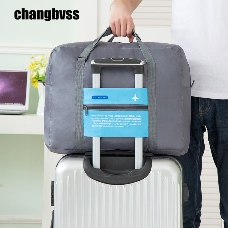 NEW 1 Pcs Waterproof Foldable Travel Tote luggage Bag ,Travel Bag Organizer,Travel Packing Cubes Storage Bags,bolso de viaje(China (Mainland))