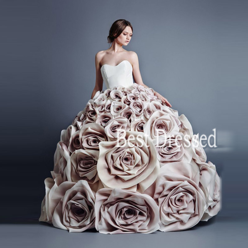 Real Brides Your Favorite Designer Wedding Dresses Onewed - Wedding ...