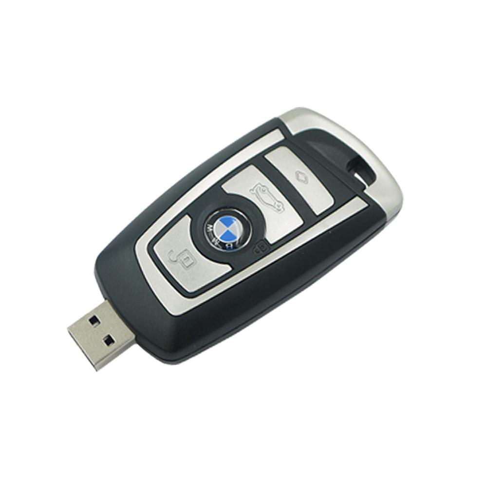 hot 64gb usb Car key for BMW 16gb 8gb 32gb pen drive flash card Usb flash drive on key pendrive usb key 128gb hard disk(China (Mainland))
