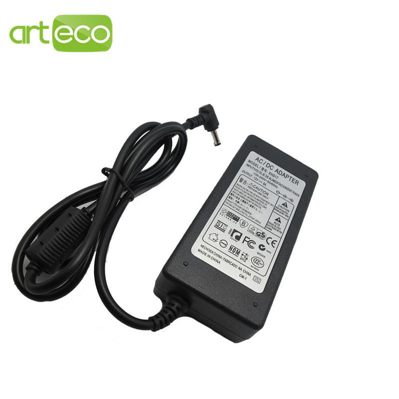 8A AC100-240V to DC 12V 8A power adapter for led strip LCD CCTV US/EU/AU/UK plug power transformer free shipping(China (Mainland))