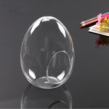 Buy 20*15 Handmade Transparent Creative Egg Type Glass Vase Best Gift Christmas Day,Valentine's day Beautiful Home Decoration 08 for $10.88 in AliExpress store