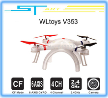 WLtoys V353 Galaxy Headless Mode 2.4G 4CH 6 Axis Gyro RC Quadcopter VS Drone Walkera X350 pro DJI Phantom 2 vision F toy hobbies