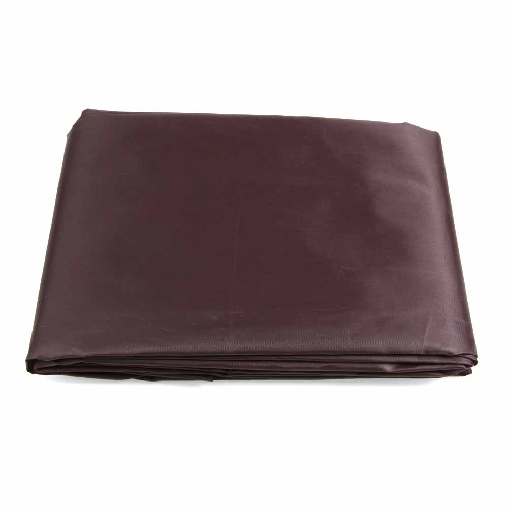 8-Foot Durable Pool Table Billiard Cover Coffee Lining A6003-4 Snooker Billiard Accessories 26000194(China (Mainland))