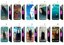 Mobile Phone Case For iphone 6/6s plus Wholesale 10pcs/lot No male face Design White Hard Back Case Free Shipping