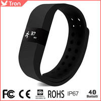 Digicare ERI Sports LED Touch Screen Smart Bracelet Bluetooth Waterproof Anti-lost Thermometer