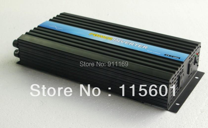 Factory Direct Selling 2KVA Solar Panel Invertor, Solar System Inverter One Year Warranty(China (Mainland))
