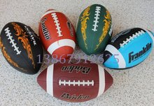 American Rubber Rugby Ball Child Toys Beach Balls Boys Football Soccer Ball Size 5(China (Mainland))
