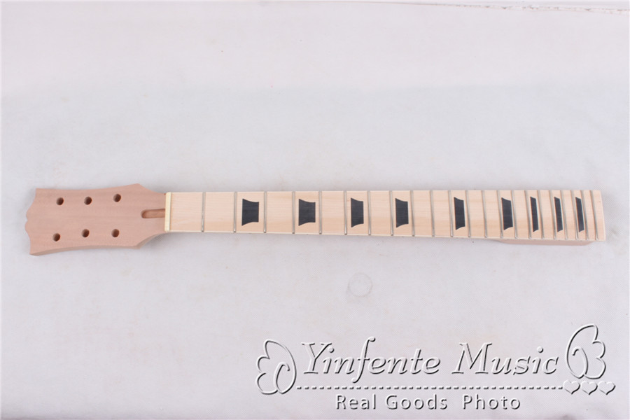 Finished successful electric guitar part, gorgeous guitar neck(China (Mainland))