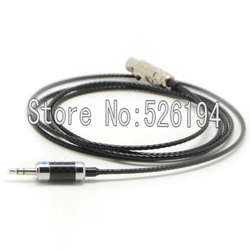 Free shipping 5N OFC Audio upgrade Cable For Q701 K702 K271s 240s K271 K272 K240 K141 K171 K181 K267 K712 Headphone Earphone