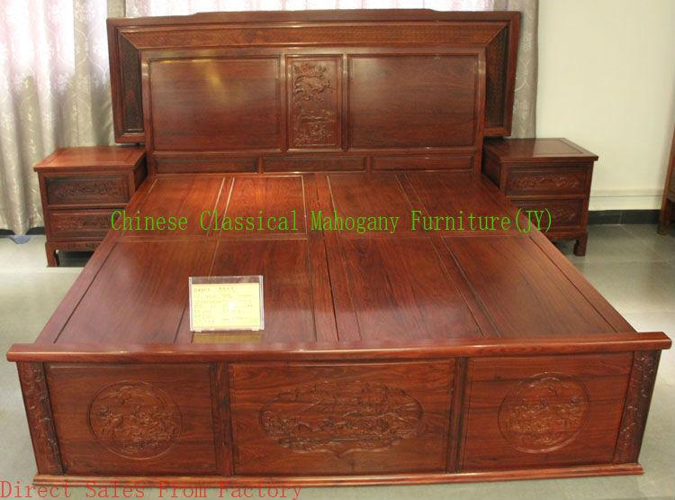 chinese classical mahogany furniture rosewood furniture bed chinese style bed tradition classical luxurious bedroom furniture chinese bedroom furniture