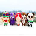 LOL Amumu Plush Doll 20cm Anime Game LOL Teemo Sad Amumu Plush Toys Dolls Soft Stuffed