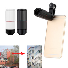 Buy 2017 Universel Camera Lens HD 8X Zoom Telephoto Lentes Telescope Phone Lenses iphone 6 6s 7 Samsung Xiaomi Meizu Clips for $7.25 in AliExpress store