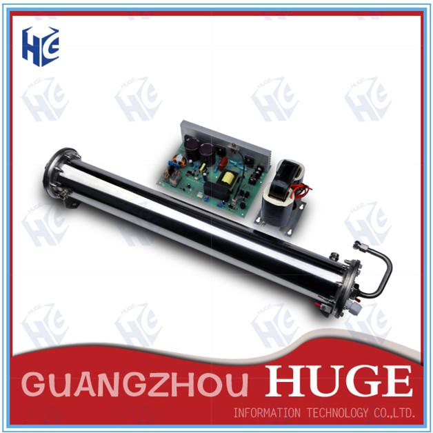 Newest Water Cooling 60g 36-73g/hr Ozone Sterilizer Ozone Enamel Tubes(China (Mainland))