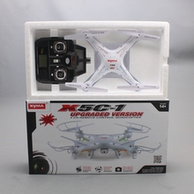X5C-1 RC 31*31*8cm Drone with 2 million Pixels Camera 720P HD Remote Control Quadcopter Helicopter 2.4G Professional Drones Dron
