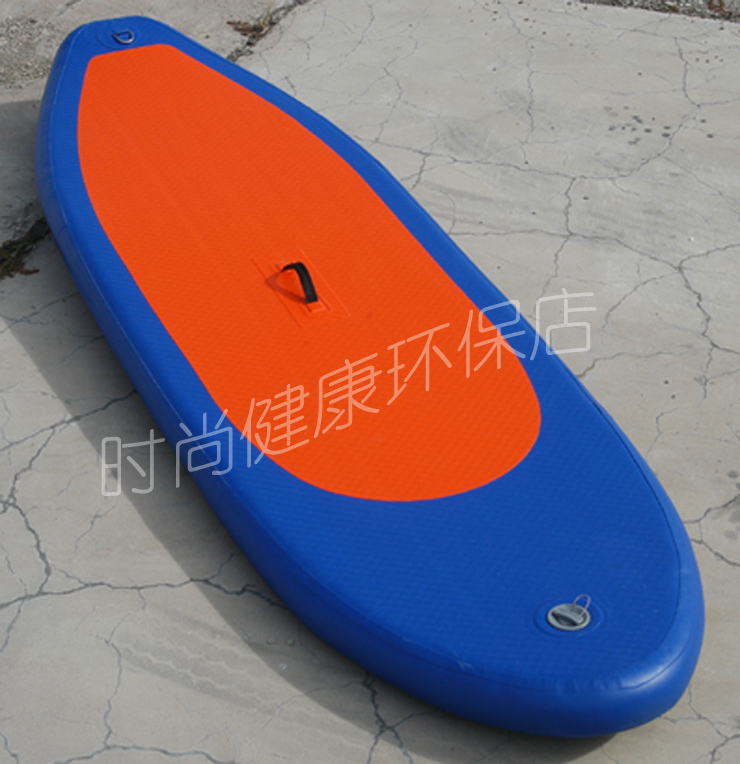 9 2.7 meters inflatable surfing board water skiing board sup board sports boat inflatable boat rubber boat stand up paddle(China (Mainland))