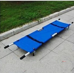 20% off 2013 new emergency folding Stainless steel stretcher medical stretcher emergency stretcher folding stretcher(China (Mainland))