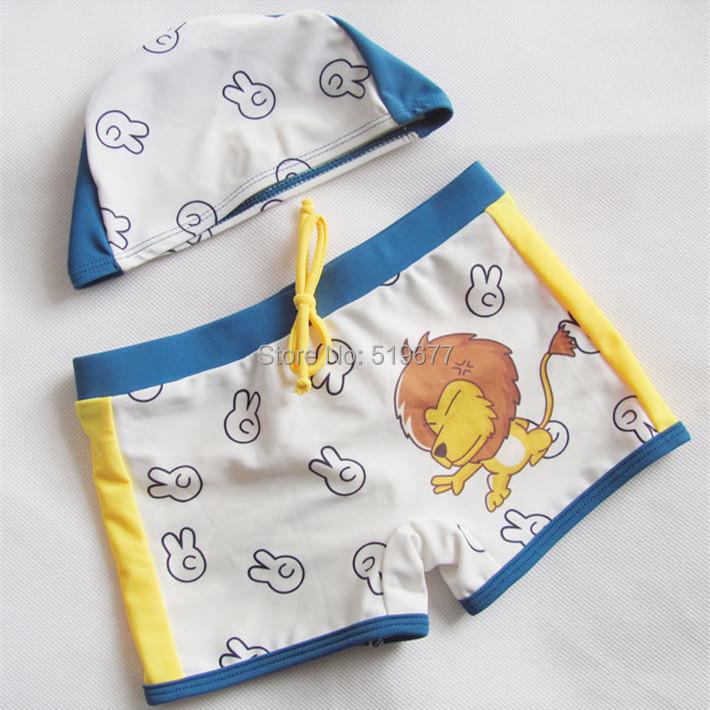 Купальные плавки для мальчиков G&M 2/8 Lion