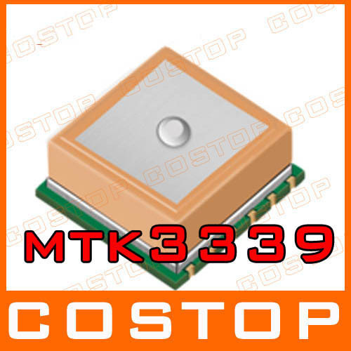 GPS MODULE L80 Integrated with Patch Antenna MT3339 Chip with Antenna TTL Replace FGPMMOPA6H PA6H PA6C