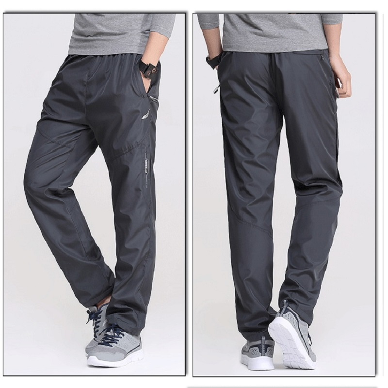 2016 New Outdoor Quick Dry Men's Sports Pants Full Length Mens Running Pants Plus Size 3XL Men Jogging Trousers & Pants , PA210(China (Mainland))