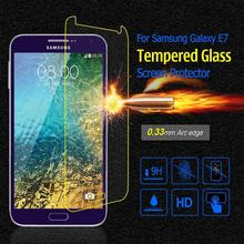 0 3mm Tempered Glas Front Screen Protector for Sansung Galaxy S6 E7 E5 E500 Core Prime