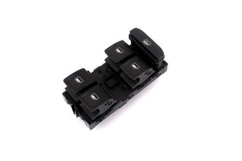 Driver Side Power Window Panel Master Switch For Electric Windows For VW Volkswagen Golf MK7(Hong Kong)