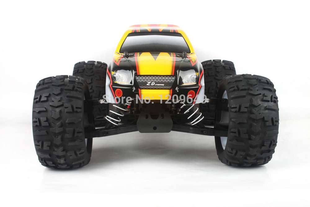 ZD Racing 9116 08427 1/8 Scale 4WD Brushless electric Monster truck Frame RC truck DIY Frame car parts Free shipping<br><br>Aliexpress