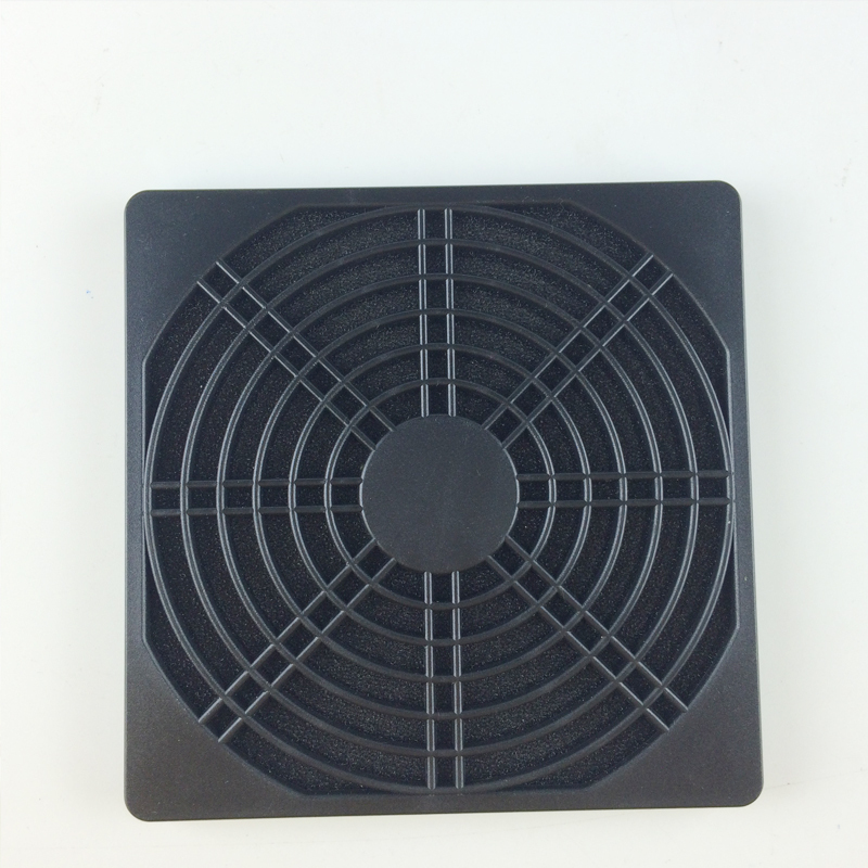 10pcs Three in One Air Filter Cover Suit for 12cm Fan Dust-proof Nets for PC Encasement 120mm(China (Mainland))