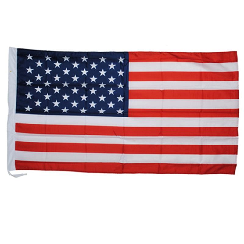 أحدث! أفضل سعر 3x5 ft الأمريكية stripes stars راية العلم راية usa الولايات المتحدة الدولة بلد ماركة 90*150 سنتيمتر لينة اللون(China (Mainland))
