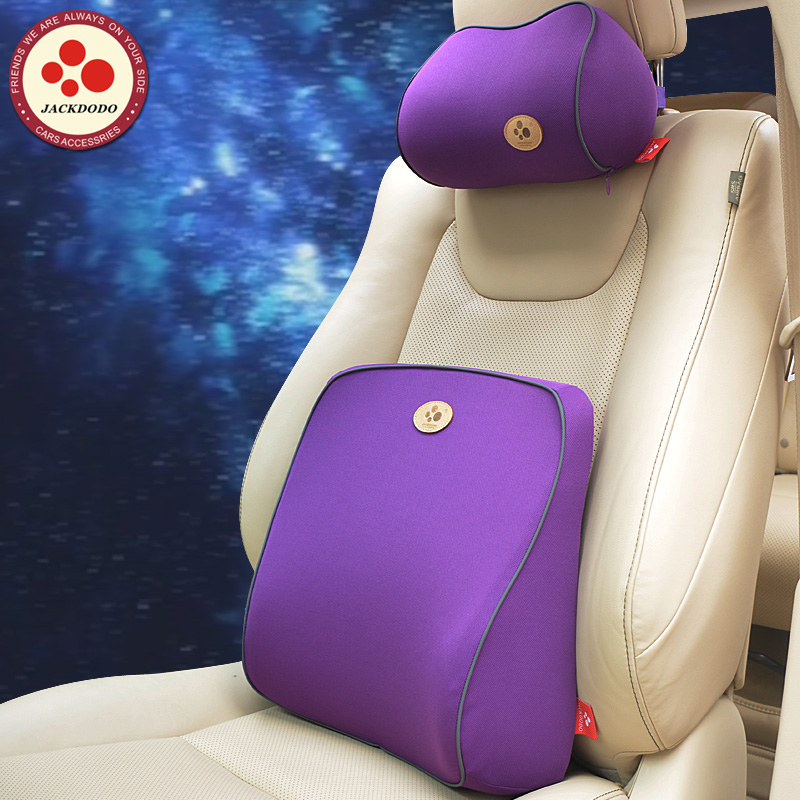 2015 Real Promotion Chopper Motorcycle Seat Cover Motocycle Jackdodo2014 On Cotton Pillow Cushion Set Memory Waist Car Headrest(China (Mainland))