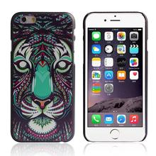 Discount Unique Spirit Wolf Ape Fox Lions Printed Tribe Hard Back Case Cover for iPhone 6 Plus 5.5 Inch FreeShip Wholesale Price(China (Mainland))