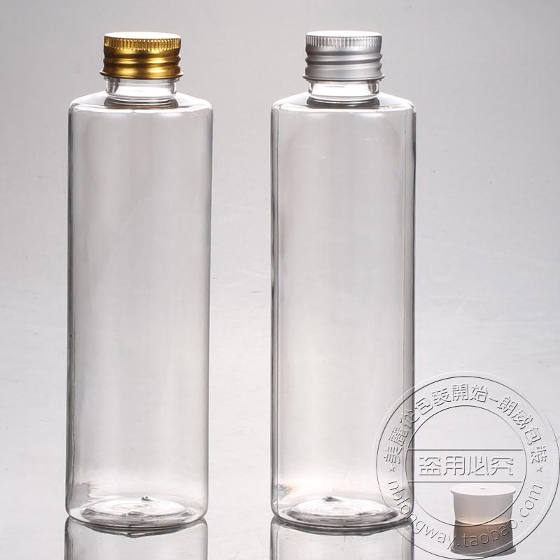 Natural Horizontal aluminum cap 200ml bottle shoulder(China (Mainland))