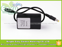 20seconds ON+ 30 minutes OFF,hydroponics system Application of power 12V,48W --Cycle timer. Interval timer. Free shipping.(China (Mainland))