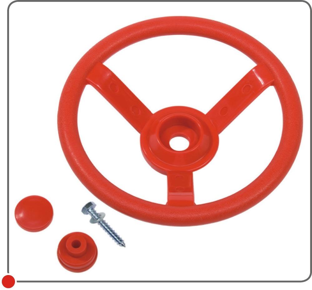 Plastic Steering Wheel : Outdoor plastic steering wheel kids toys backyard