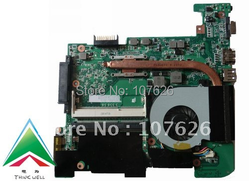 1215B netbook motherboard FOR ASUS 1215 series laptop C-50 aPU included(China (Mainland))