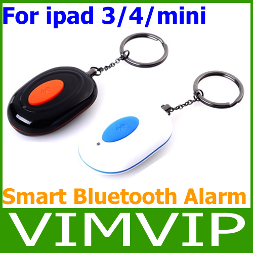 2013 Newest Smart Bluetooth Alarm for iphone 4s/5ipad 3/4/ipad mini Free Shipping