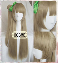 New arrival Love Live! LoveLive! Minami Kotori lovely straight cosplay wig anime hair free shipping(China (Mainland))
