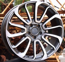 20 22 inch High performance Alloy wheel fit for Land Rover(China (Mainland))