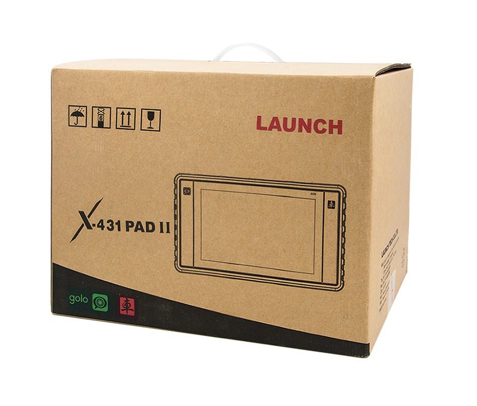 Launch X431 PAD II (14)