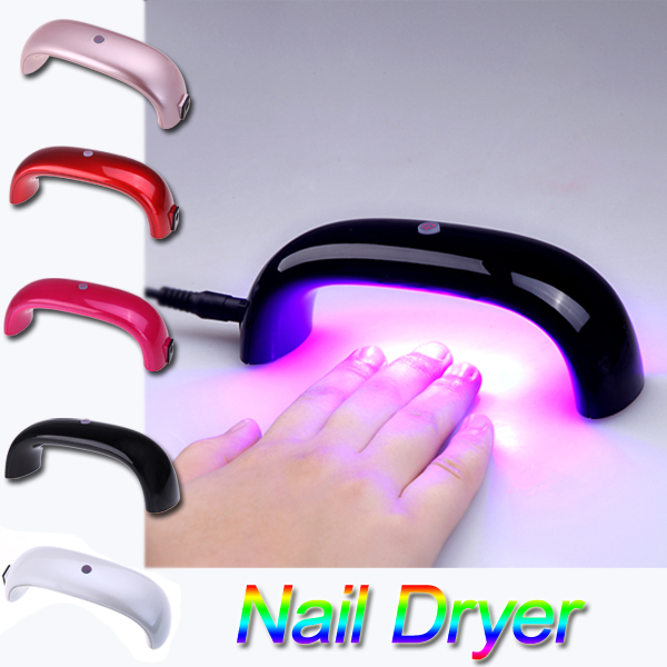 Сушилка для ногтей OEM 6W 100/240v  Nail dryer сушилка для ногтей led nail dryer 9w 100 240v h11063p h11063w h11063dr h11063b