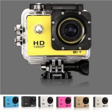 SJ4000 WiFi Action Sport Camera 1080P Full HD DVR 2.0″ LCD Display 12MP Diving 30M Waterproof  Go Pro Sport Style sports Camera