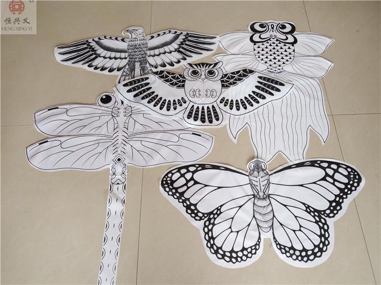 2016 Manufacturers kite DIY kite(China (Mainland))