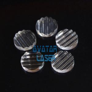 5pcs 8mm 60 degree Laser Line Module Diode Colophony Plastic Lens