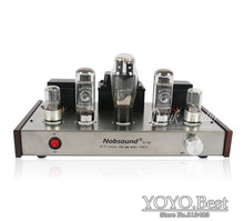 Buy Nobsound Handmade Audio EL34 Single-ended 2.0 Channel HiFi Class Stereo Tube Amplifier for $169.99 in AliExpress store