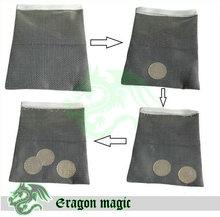 Money Maker Легко Фокусы Бесплатная Доставка Магия Trick Игрушки Крупным Планом Magie Fun Дети
