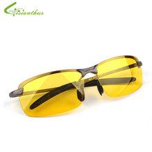 2017 New Arrival Men's Glasses Car Drivers Night Vision Goggles Anti-Glare Polarizer Sun glasses Polarized Driving Sunglasses(China (Mainland))