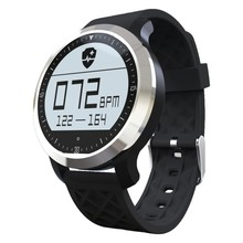 Buy F69 Fitness Tracker Heart Rate Monitor Swimming Pedometer Bluetooth Smart Watch Wrist IOS Android Wearable Bracelet watches for $36.99 in AliExpress store