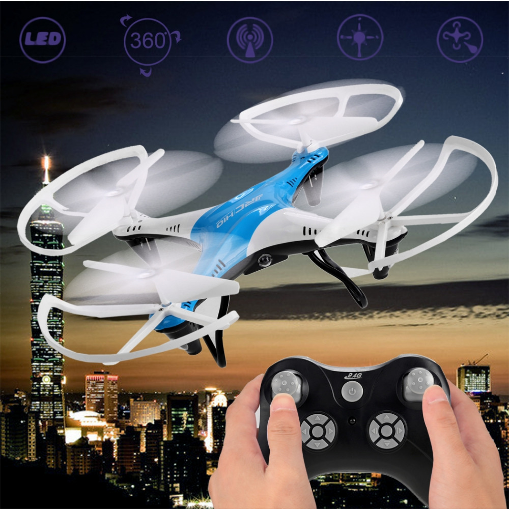 Headless Mode RC Quadcopter Drone With LED Night Lights 4CH 2.4G 6-Axis Gyro Remote Control Airplane Children Outdoor Toys(China (Mainland))